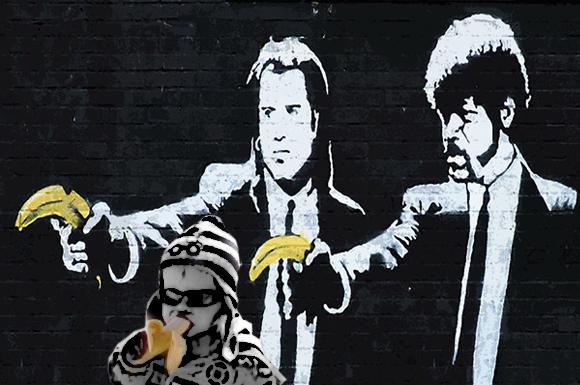carter banana pulp fiction
